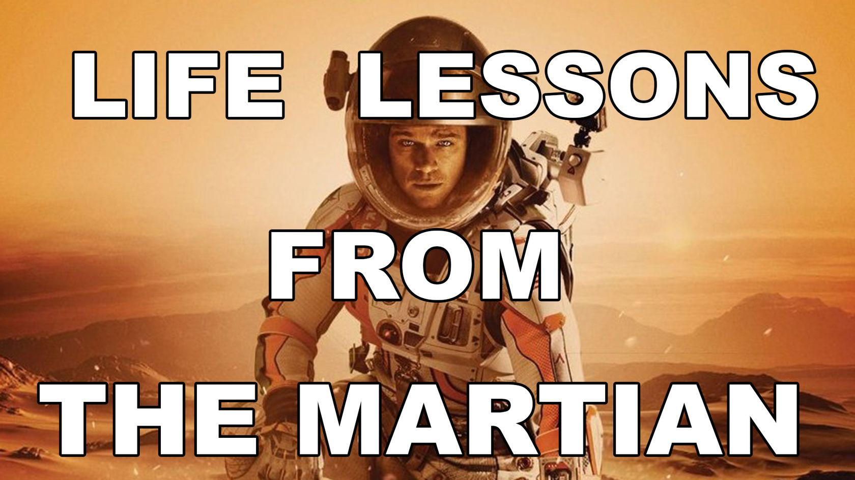 Lessons From The Martian Nathan Research